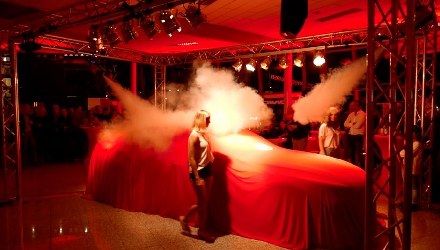 Kia Stinger RED NIGHT