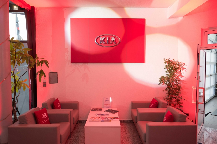 Kia Stinger RED NIGHT
